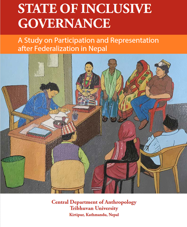STATE OF INCLUSIVE GOVERNANCE